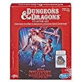 Hasbro Gaming - Dungeons & Dragons Stranger Things Starter Set, Versione in Lingua Inglese