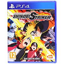 White Shark Naruto To Boruto: Shinobi Striker PS4