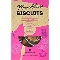Microdélices Biscuits Amande/Chocolat aux Insectes Comestibles 200 g -