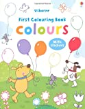 My First Colours Colouring Book (First Colouring Books)