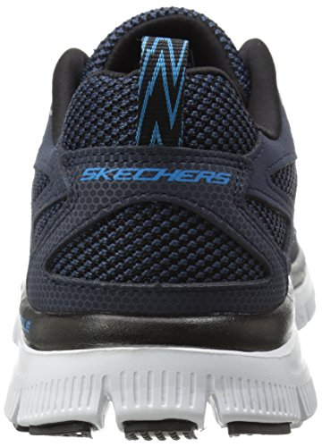 Flex TeamSneakers Basses Skechers Homme Advantage Noir First