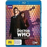 Doctor Who Series 4 Blu-Ray (region B) Aust Import