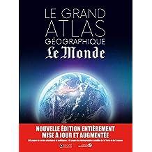 Grand atlas géographique Le Monde NED