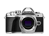Olympus OM-D E-M10 Mark III - Cámara Evil de 16.1 MP (4k, FHD, LCD, Pantalla abatible, táctil, Wi...
