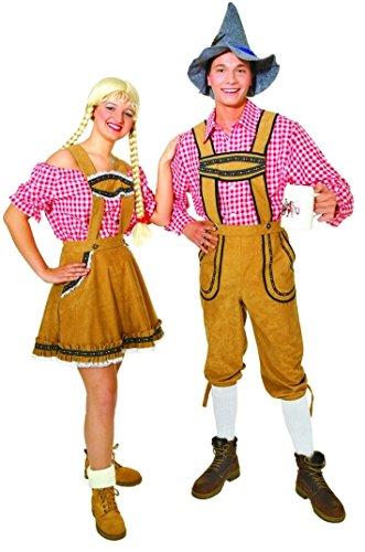 Panelize Trachtenrock Oktoberfest Trachtenkleidung Sennerin Zenzi (44/46)