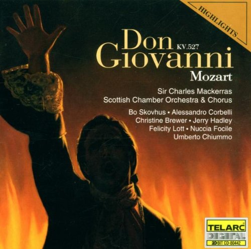 Mozart: Don Giovanni (Highlights) (Mozart-sinfonien Mackerras)
