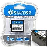 Blumax Batterie li-ion pour Panasonic