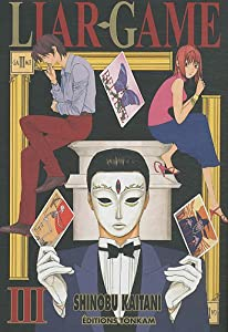 Liar Game Edition simple Tome 3