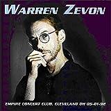 Empire Concert Club, Cleveland OH 05/01/92