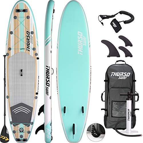 THURSO SURF Tabla Paddle Surf Hinchable