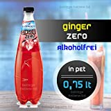 GINGER ZERO Aperitiv-Aperitif  -ohne Zucker- San Benedetto  9 EUR