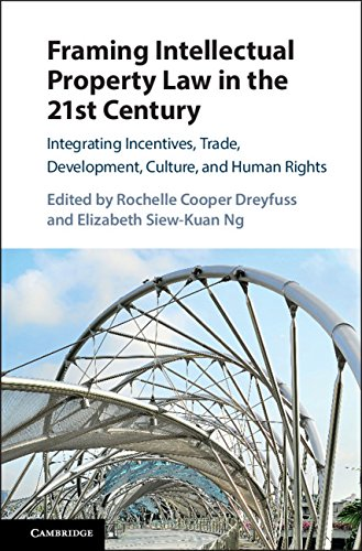 Framing Intellectual Property Law in the 21st Century: Integrating Incentives, Trade, Development, Culture, and Human Rights (English Edition)