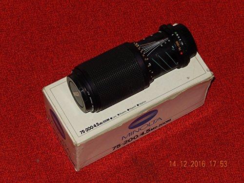 Minolta Objektiv MD 75-200 mm 1:4.5