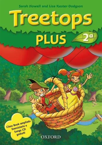 Treetops plus. Livello 2. Con espansione online. Per la Scuola elementare. Con Multi-ROM