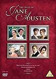 The Best of Jane Austen [Pride & Prejudice / Sense & Sensibility / Emma / Persuasion] [DVD] [2007]