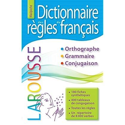 Dictionnaire des règles du français