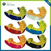 Opro SILVER Adult Mouthguard / Gum Shield - Various Colour Options