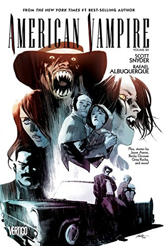 American Vampire Volume 6 TP (Vertigo)