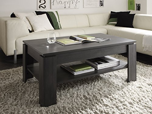 trendteam CT11245 Coffee Table Esche grau