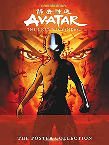 Avatar: The Last Airbender-The Poster Collection.