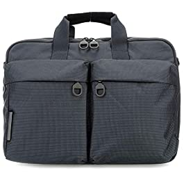 MANDARINA DUCK MD Lifestyle Workbag with 2 Compartments Frost Gray