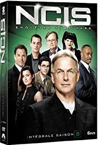 NCIS (Navy CIS) komplette 8. Staffel/Season (6 DVD) Import mit deutschem Originalton