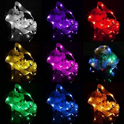 bon Schnur feenhaftes Licht batteriebetriebene Partei Weihnachtshochzeits Dekoration Lampe ()
