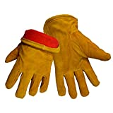 Best 3M Work Gloves - Global Glove 3200SRF Cowskin Split Leather Lined Driver Review