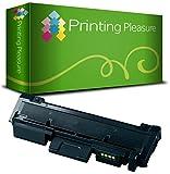 Printing Pleasure Compatible MLT-D116L Cartucho de tóner para Samsung Xpress SL-M2625 SL-M2625D SL-M2626 SL-M2675FN SL-M2676 SL-M2825DW SL-M2825ND SL-M2826 SL-M2875FD SL-M2875FW SL-M2876 - Negro, Alta Capacidad
