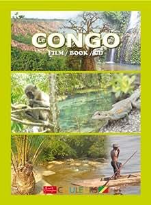 "MEDIABOOK ""LE CONGO"" DVD/LIVRE/CD"