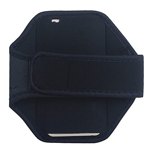 Wkae Case & Cover Néoprène Sport Brassard pour iPhone 6 &6s ( Color : Blue ) Black