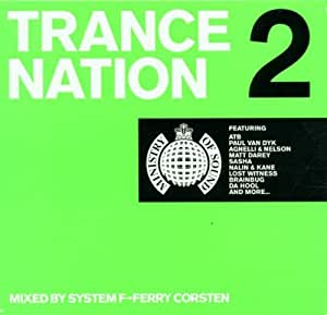 Ministry of Sound Trance Nation 2