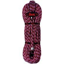 Beal CU098S.70 - Cuerda de escalada, color rojo (rouge), talla FR: 9,8 mm x 70 m
