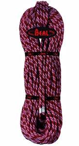 Beal Diablo Unicore Corde à simple Rouge 9,8 mm x 60 m