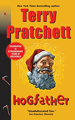 Book cover for Hogfather
