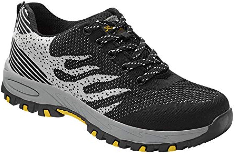 Daytwork Antinfortunistiche Acciaio Sportive Sicurezza - Uomo Donna Scarpe Lavoro Industria Edilizia scarpe da ginnastica Leggero...   Acquista online    Sig/Sig Ra Scarpa