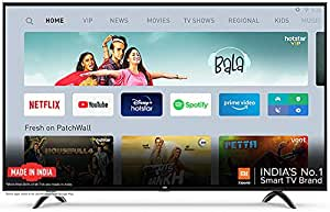 Mi TV 4A PRO 80 cm (32 inches) HD Ready Android LED TV (Black)   With Data Saver