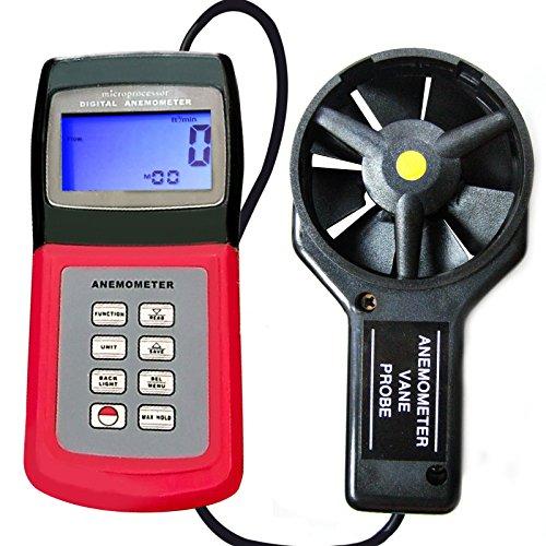 Windmesser mit Temperatur PRO (AM-4836V)
