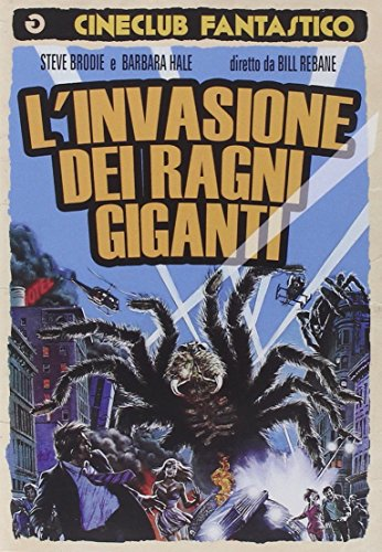 Angriff der Riesenspinne / The Giant Spider Invasion [IT Import] - Spider Giant