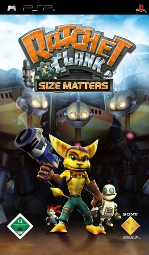 Ratchet + Clank: Size Matters
