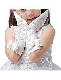 FakeFace - Set de bufanda, gorro y guantes - para niña