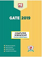 GATE 2019: Computer Science and IT Engineering - Previous Solved Papers
