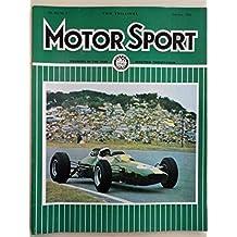 Motor Sport magazine Vol XLI No 2 = February 1965