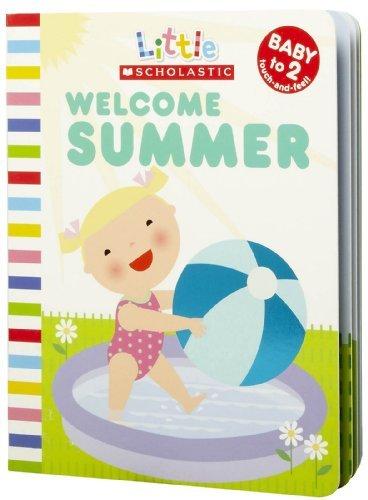 Welcome Summer (Little Scholastic) por Jill Ackerman