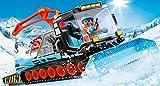 PLAYMOBIL 9500 Spielzeug-Pistenraupe - 2