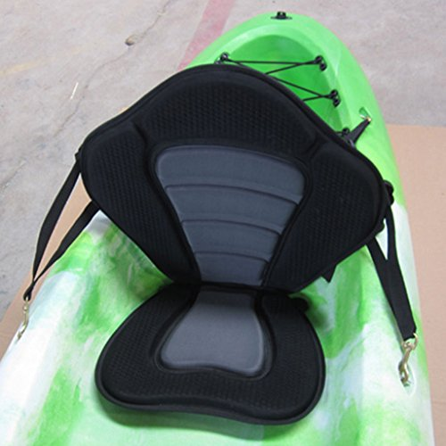 D DOLITY Sit On Top Kayak Canoa Sup Asiento Acolchado