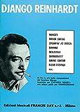 Partitions jazz&blues CARISCH REINHARDT DJANGO - DJANGO REINHARDT - GUITARE Guitare