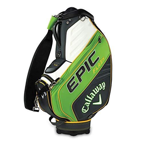 Callaway Epic Flash Staff Herren Golftasche, Grün/Anthrazit, One Size -