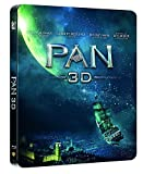 PAN 2016 3D + 2D Steelbook™ Limited Collector's Edition + Gift Steelbook's™ foil Blu-ray 3D + Blu-ray Region free