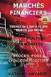 MARCHÉS FINANCIERS, GAGNEZ de 1.000 à 15.000 EUROS PAR MOIS: SYSTÈME SCALPING 5-15 minutes, STOCKS, FOREX, CFDs, COMMODITIES, Efficacité Garantie ou ... de 30 Ans d'Expérience, Top Asiatic Traders